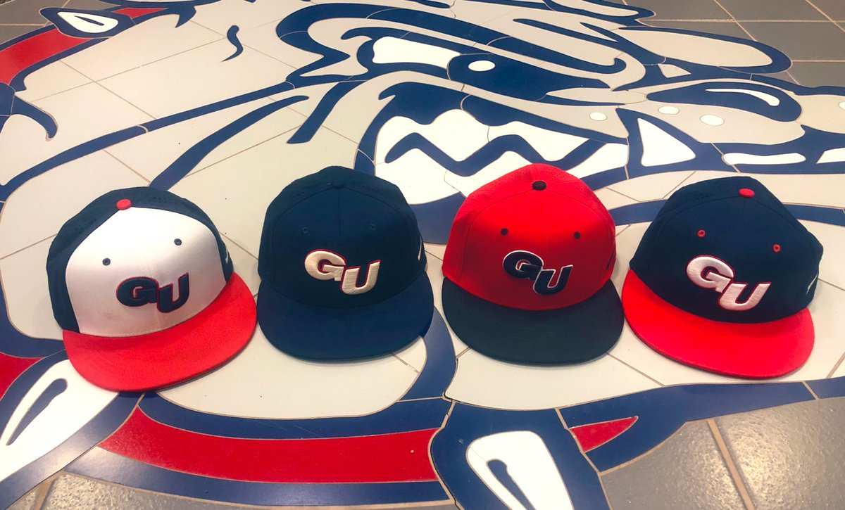Happy #NationalHatDay from the Zags! #GDTBAZ