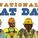 A tip of our hardhats to the men and women who work hard every day to provide our safe, reliable, and affordable power. #NationalHatDay #HatDay