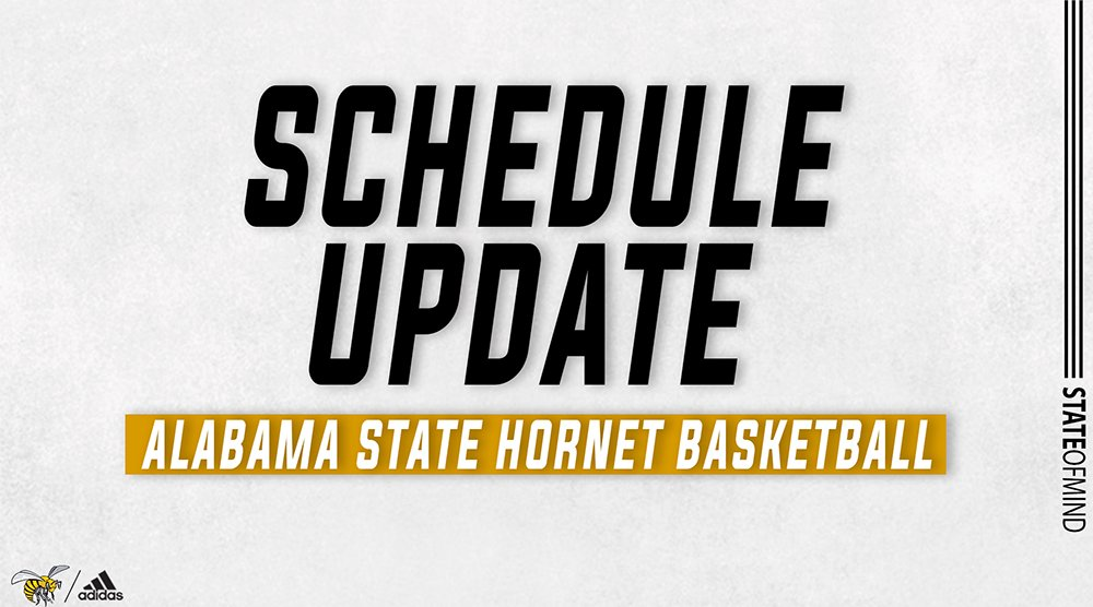 GAME TIME ANNOUNCEMENT: Men will tip at 3 pm Saturday afternoon in Huntsville  #STATEofMind https://t.co/GXbWTRLieR