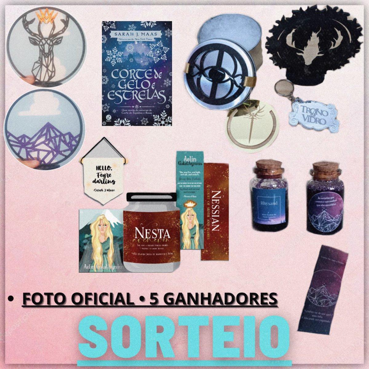 Replying to @acotarsaga: ✨SUPER SORTEIO ROLANDO NO INSTAGRAM ⚠️  Corram participar! 🥳 Link: