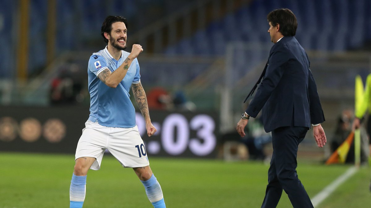 🦅 @OfficialSSLazio have that #FridayFeeling   ⚽️⚽️⚽️ With their 3-0 win over city rivals Roma, Simone Inzaghi's side equalled their largest Derby della Capitale victory in @SerieA