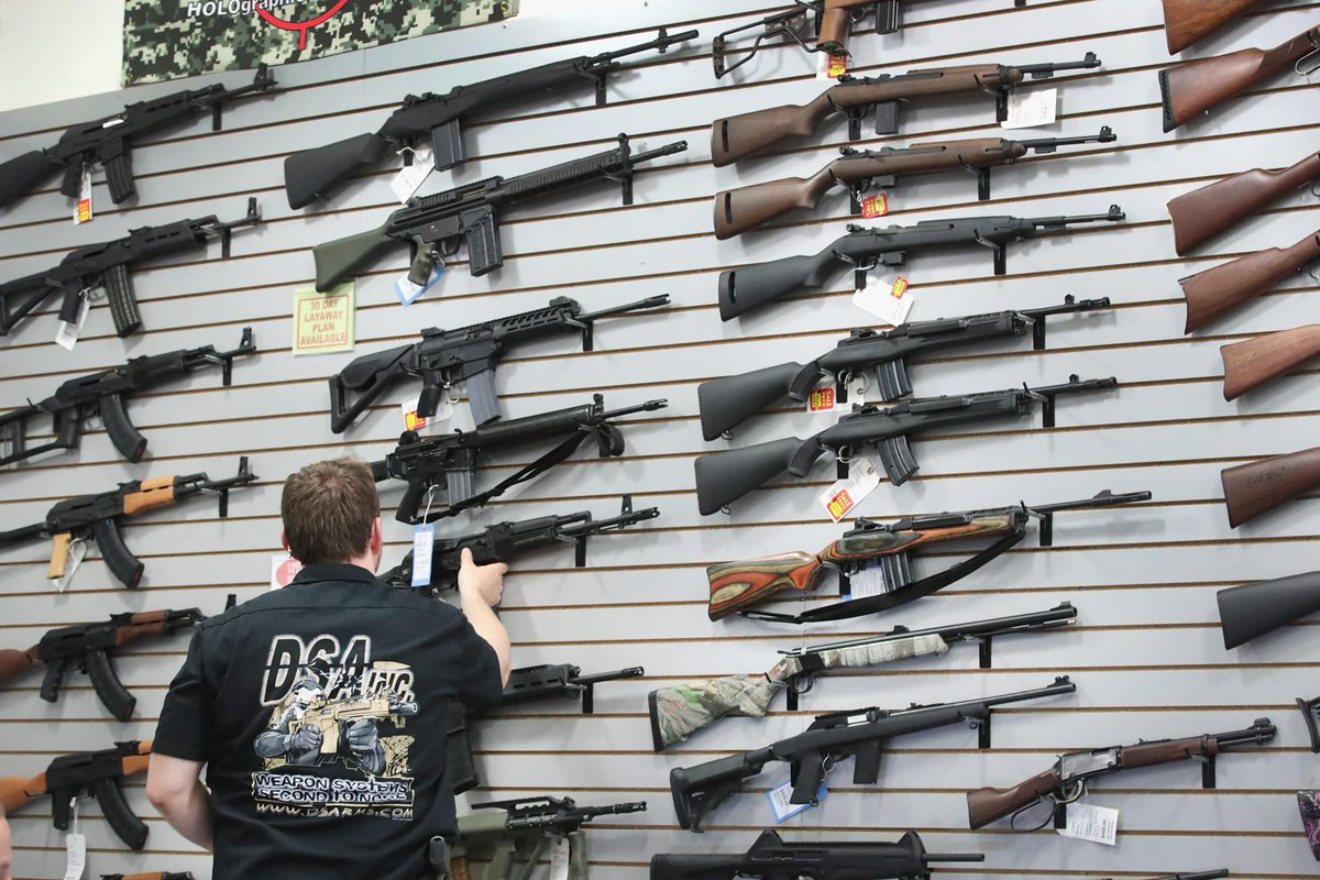 BANKRUPTCY: The National Rifle Association, a gun-rights advocacy group, said it would restructure as a Texas nonprofit.