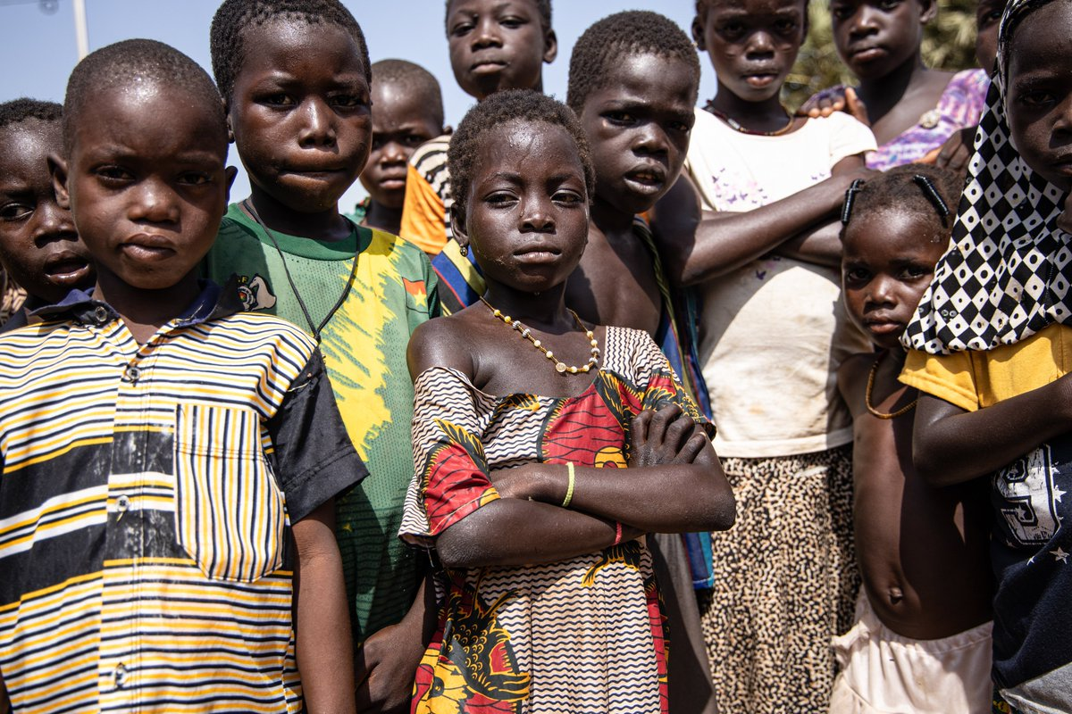 In Burkina Faso, more than 2 million people are now struggling to feed themselves because of conflict, insecurity & climate-related shocks.  Humanitarians have helped twice as many people in 2020 compared to 2019 and plan to increase their support in 2021: