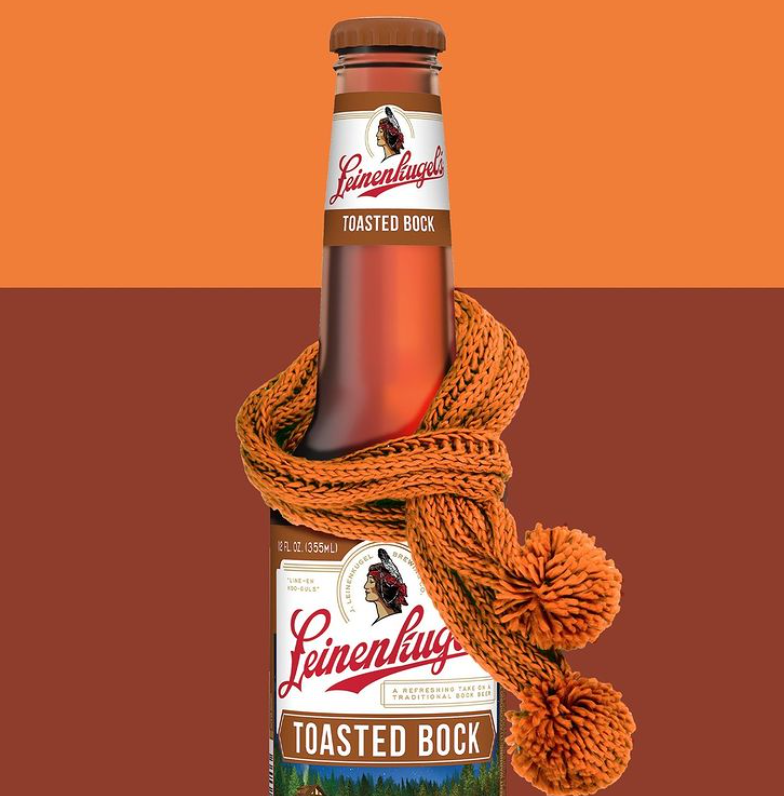 Start the weekend off in a cozy place with a Toasted Bock.