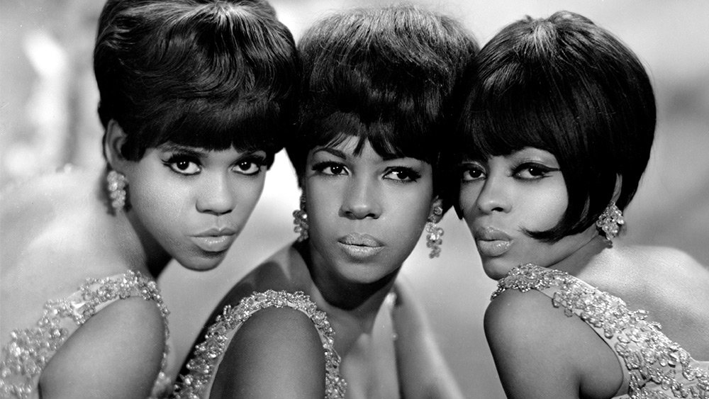 #GGACPattentionmustbepaid #OTD 1961, Berry Gordy signs The Supremes with @motown Records! @DianaRoss