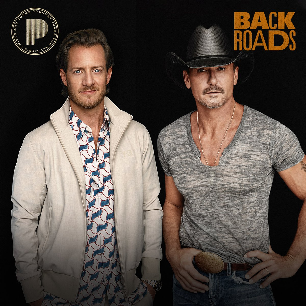 Replying to @TheTimMcGraw: #UNDIVDED is now playing on @Pandora's Backroads Radio! Turn it up here: