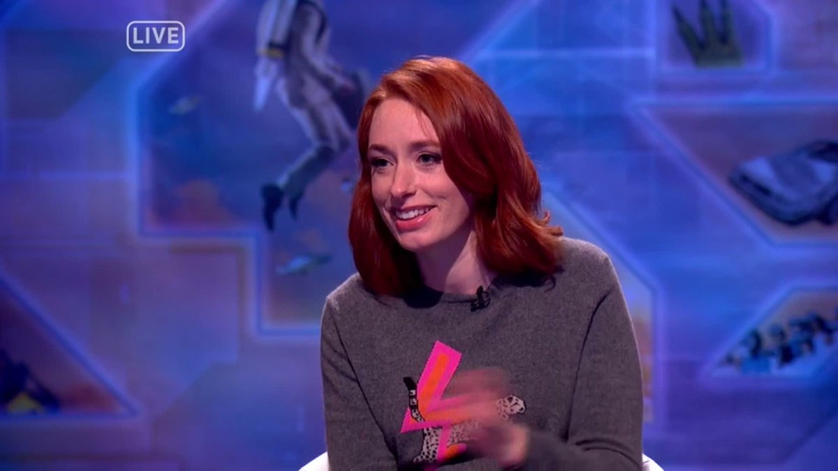 Dr Hannah Fry (@FryRsquared) gives us her predictions on what 2021 might have in store for us and what the world will be like after the pandemic @TheLastLeg