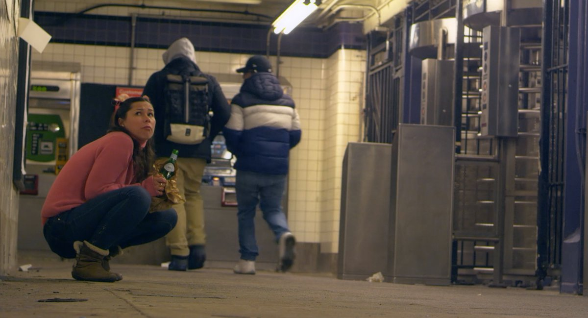 Longing for the days you can pee on the subway platform without a mask? Yeah, we are too. To reminisce more  check out  or the newest #TWPYK #musicvideo at  #comedy #peegirl #satire #LaughThisWeekAway #FridayFeeling #FridayThoughts