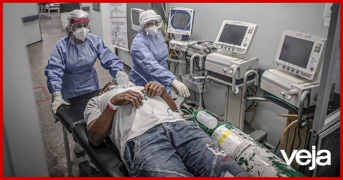 Philco doa todo seu estoque de oxigênio para Manaus