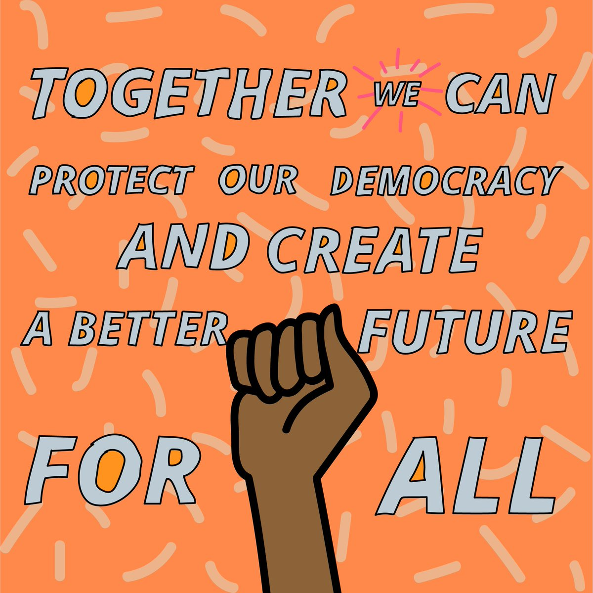 Together, we can make this a country where our leaders reflect the very best of every kind of American. #DoYourDuty #RemoveOrResign #JusticeForUS