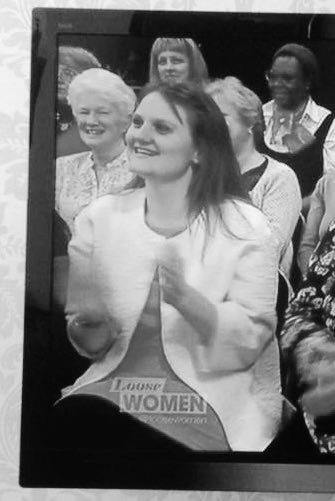 #TBT to the best day ever...when you know someone who works on  @loosewomen and you get a surprise shout out by @andrea_mclean The Hull Girls lol one of the best moments ever on national TV lol it will stay with me forever!! ❤️💋❤️X #bestshowever #nicesurprise #topshow #loveit