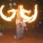 Image for the Tweet beginning: Fire Eater #freyjafairy #performingarts #fairytales