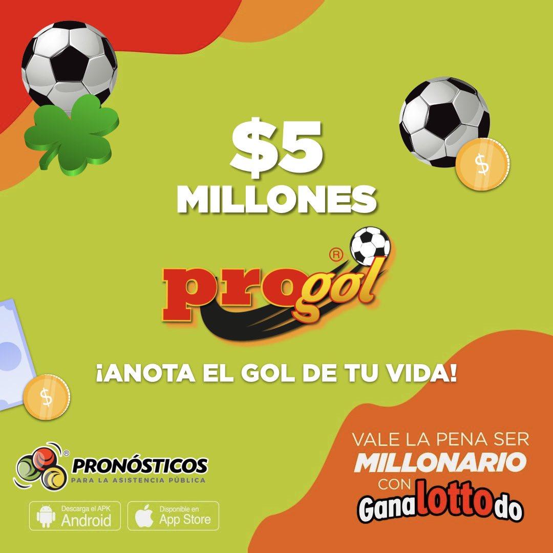En Ganalottodo puedes ganar $5️⃣,0️⃣0️⃣0️⃣,0️⃣0️⃣0️⃣ apostando por los partidos de la quiniela ⚽️⚽️ juega #Progol para llevarte los millones 🥳😋 https://t.co/ji5ZfNeLYP https://t.co/gmrBd91ZOw