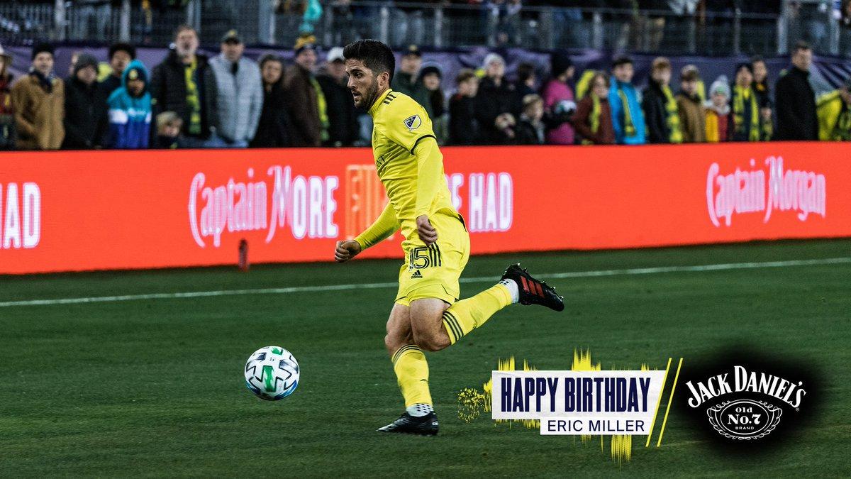 Happy Birthday, @emillller!   #EveryoneN | @JackDaniels_US
