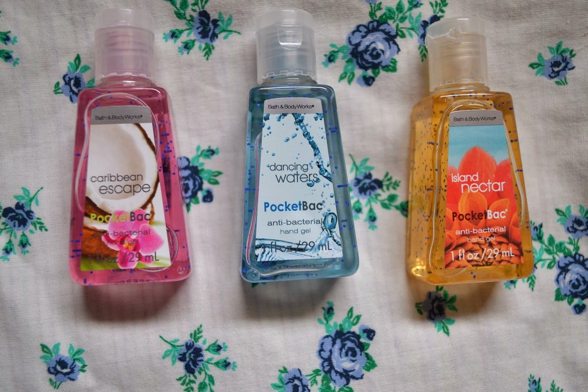 Life was good when bath and body works hand sanitizers looked like this https://t.co/Bkzfa9Y4KG