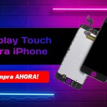 Image for the Tweet beginning: #DisplayTouch para #iphone a los