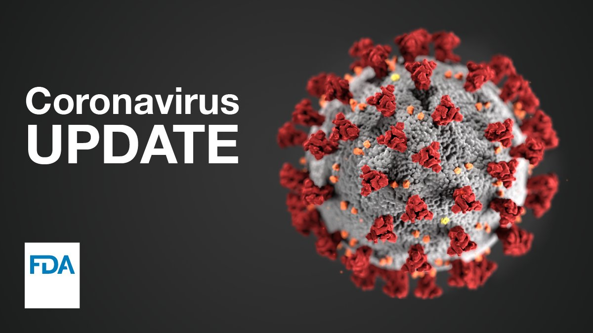 Here is a look at some of the actions the FDA took this week in response to the #COVID19 pandemic. fda.gov/news-events/pr…