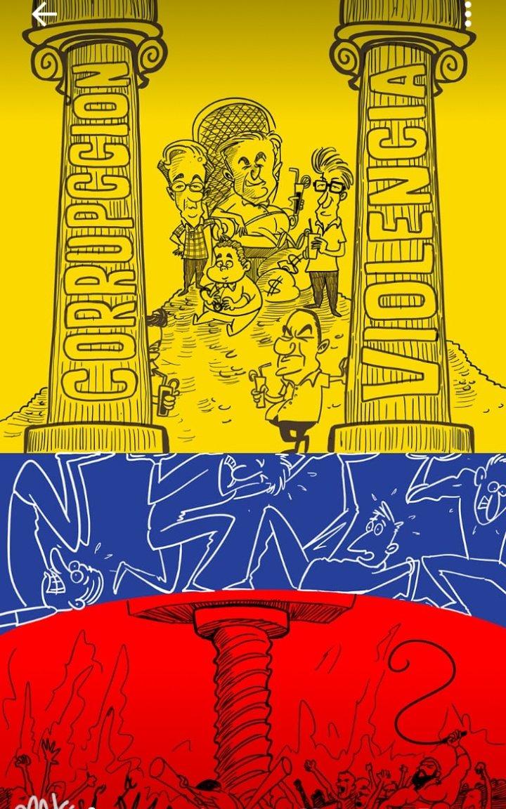 @VelasquezAnail @RonaldMonteale4 @ndrescolombia @samudio102 @ArielAntiU @geam01 @soirnavi1 @Pastoreo_ @drk_zero98 @rucaslo @andresazul08 @MestraGeney @anny043 @gener_usuga @GustavoBolivar #AntiUribistaSigueAntiUribista #ojoconel22 #ProgresistaSigueProgresista #SiguemeYTeSigo✌️ creciendo juntos somos más fuertes 💪🇨🇴 reciprocidad y coherencia ante todo! 😉 Tweet no apto para divos o divas 😁 NO LO USES, mejor sigue de largo! Vamos por el cambio! 👌