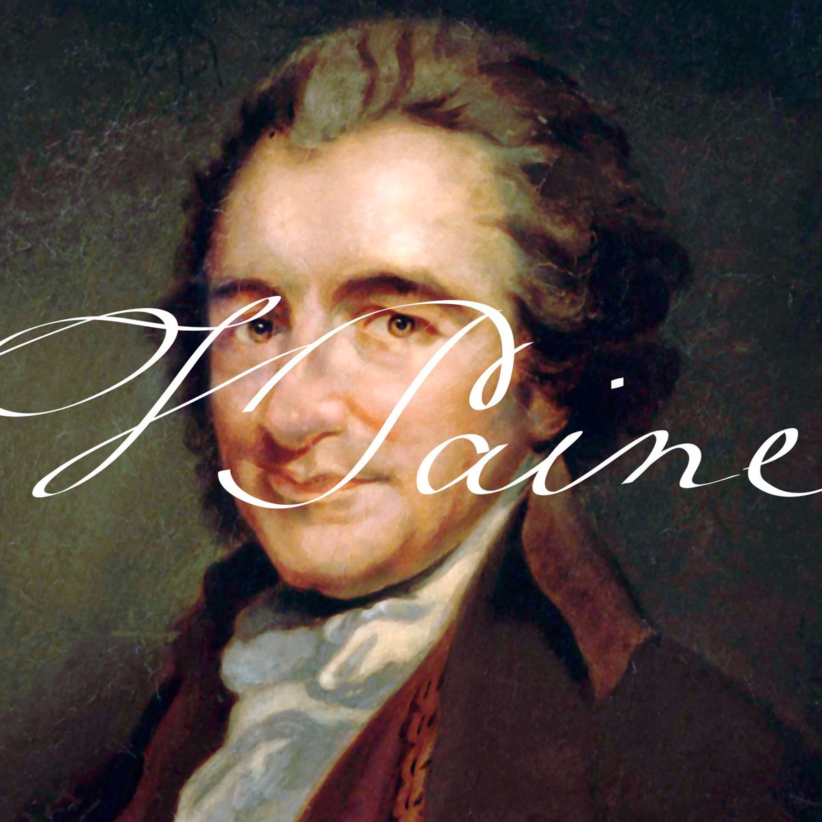 """#OTD January 15, 1776 – Thomas Paine publishes his timeless pamphlet entitled """"Common Sense"""".  Our Thomas Paine signature sticker is 1 of 9 stickers in our Founding Signers Signature Sticker collection! Shop now at   #commonsense #thomaspaine #amrev #revwar"""