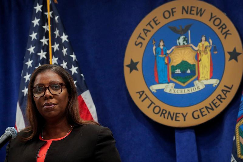 New York's top lawyer vows to not let National Rifle Association evade oversight