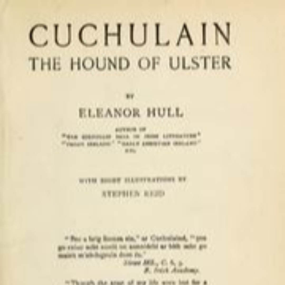 Eleanor Hull was a writer, journalist and scholar of Old Irish. She was of a County Down family and born #OTD 1860 in England. She was a co-founder of the Irish Texts Society and president of the Irish Literary Society. Did you ancestor play a role to preserve Irish heritage?
