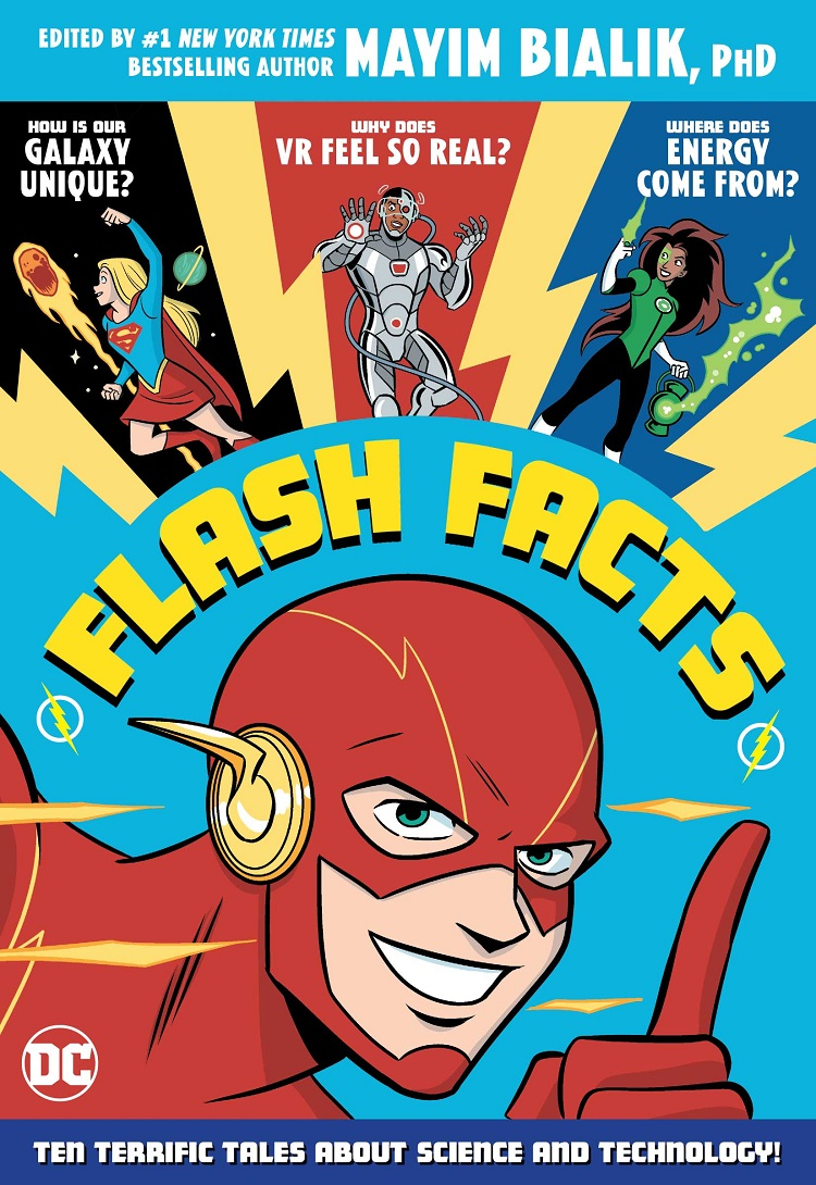 #DCFlashFacts is almost here and I couldnt wait to share a piece of it with you all! Here is a fun preview of If You Cant Take The Heat by @darianbjohnson, @varianjohnson, and @TheDamnThinGuy — enjoy! bit.ly/39gYinC