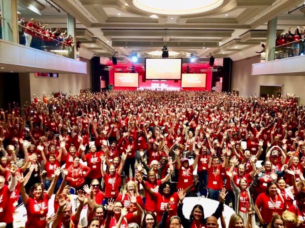 In addition, the NRA's largest donors are leaving in droves, and the new Biden administration will certainly suss out their misdeeds and dark money spending going back to the 2016 election.   Oh - and Texas @MomsDemand volunteers will be there to keep an eye on them.