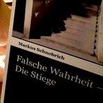 Image for the Tweet beginning: #Cover #FalscheWahrheit #DieStiege #Suspense #Thriller