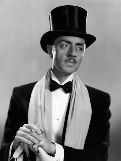 On this #NationalHatDay we give you William Powell in top hat. You're welcome #ClassicFilm fans.