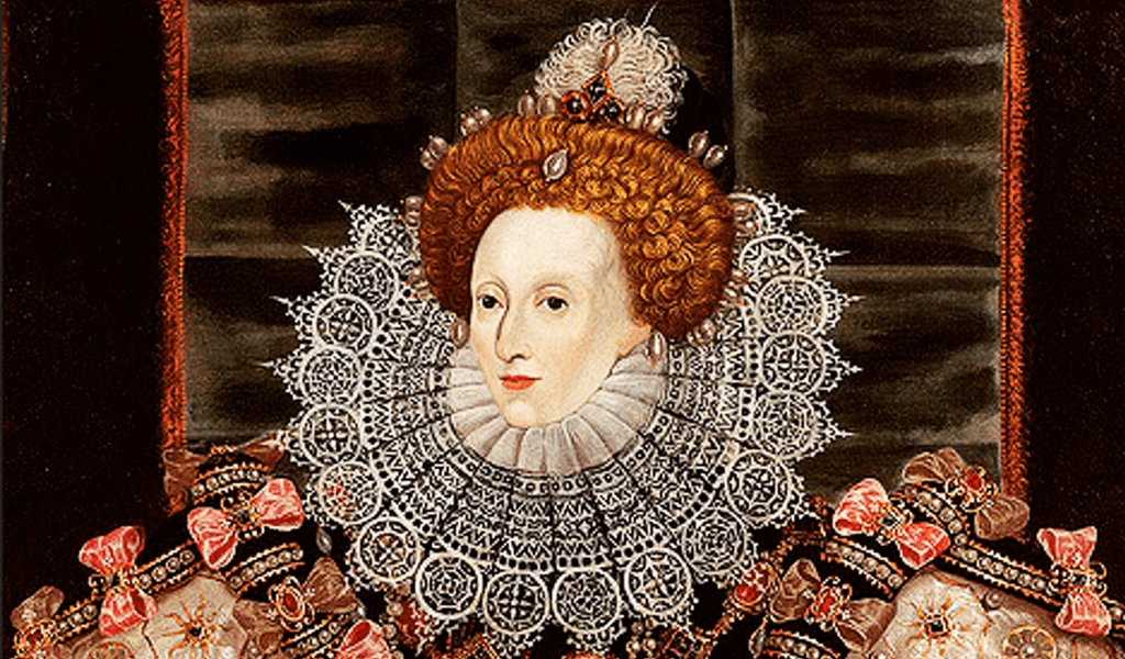 """#OnThisDay Main Event #OTD  #Elizabeth, """"The Virgin Queen"""", was crowned Queen of England in 1559 at Westminster Abbey  More here  Also on #Kindle -  And FREE on #Alexa -"""