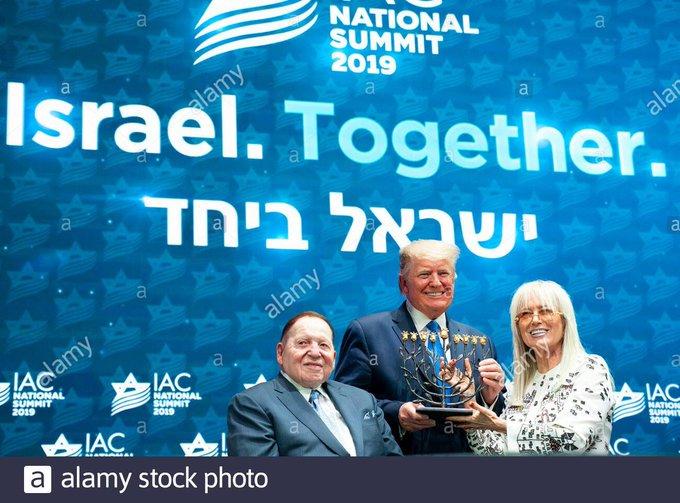 Sheldon Adelson, Jüdisch-Amerikanischer Billionär, Konservativer Megadonor und Netanjahu Patron, stirbt im Alter von 87.