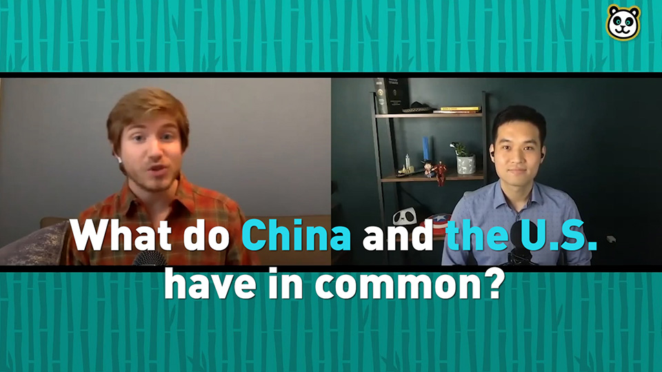 What's trending on social media in China? These two guys can tell you! If you are interested, check out Pandaorama at   @PandaoramaLink