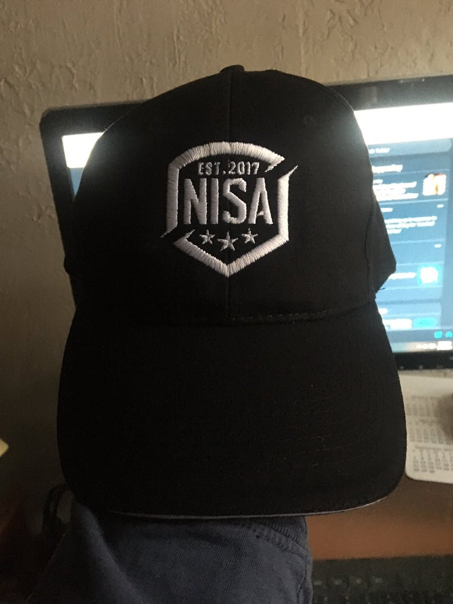 Heard it was #NationalHatDay so maybe it's fate this arrived today.