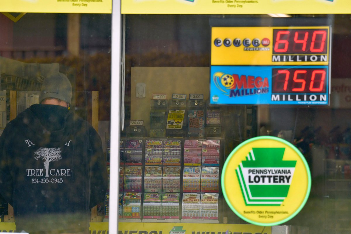 Mega Millions jackpot at $750 million ahead of Friday night's draw