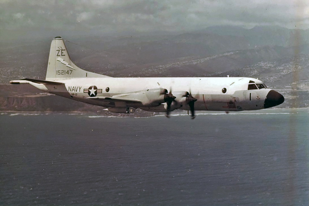 #OTD in 1968: a US Navy P-3 [152144] crashes in Ehime (Japan), all 12 aboard die. Reportedly aircraft was returning to Iwakuni Airbase following a maritime patrol, when it impacted Mt. Kamgamori. Poor weather and visibility might have been factors in the accident.