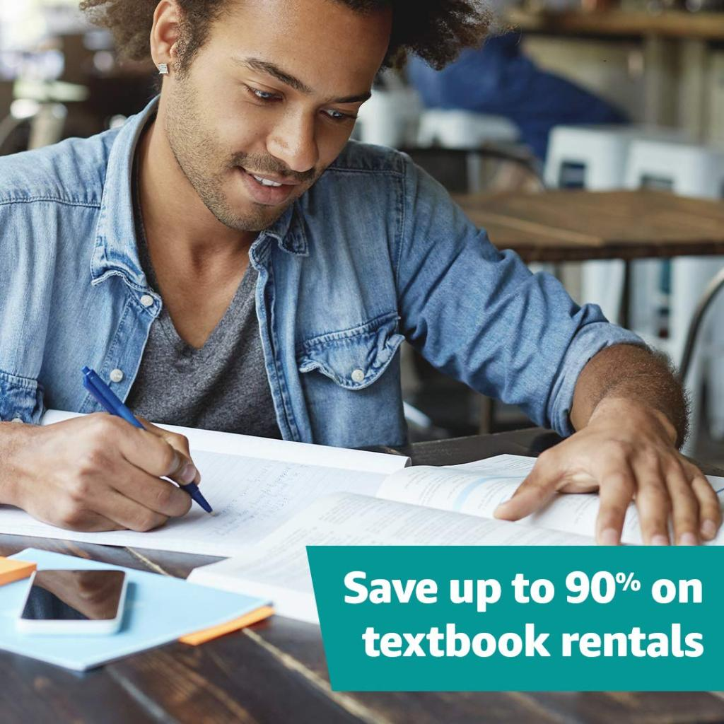 Looking for that textbook on your list? Make your life easier with easy rentals and returns! Availabe in the US only.