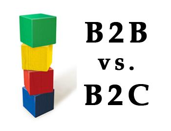 B2B Marketing versus B2C - How Social Media Stacks Up - -  ##socialmedia