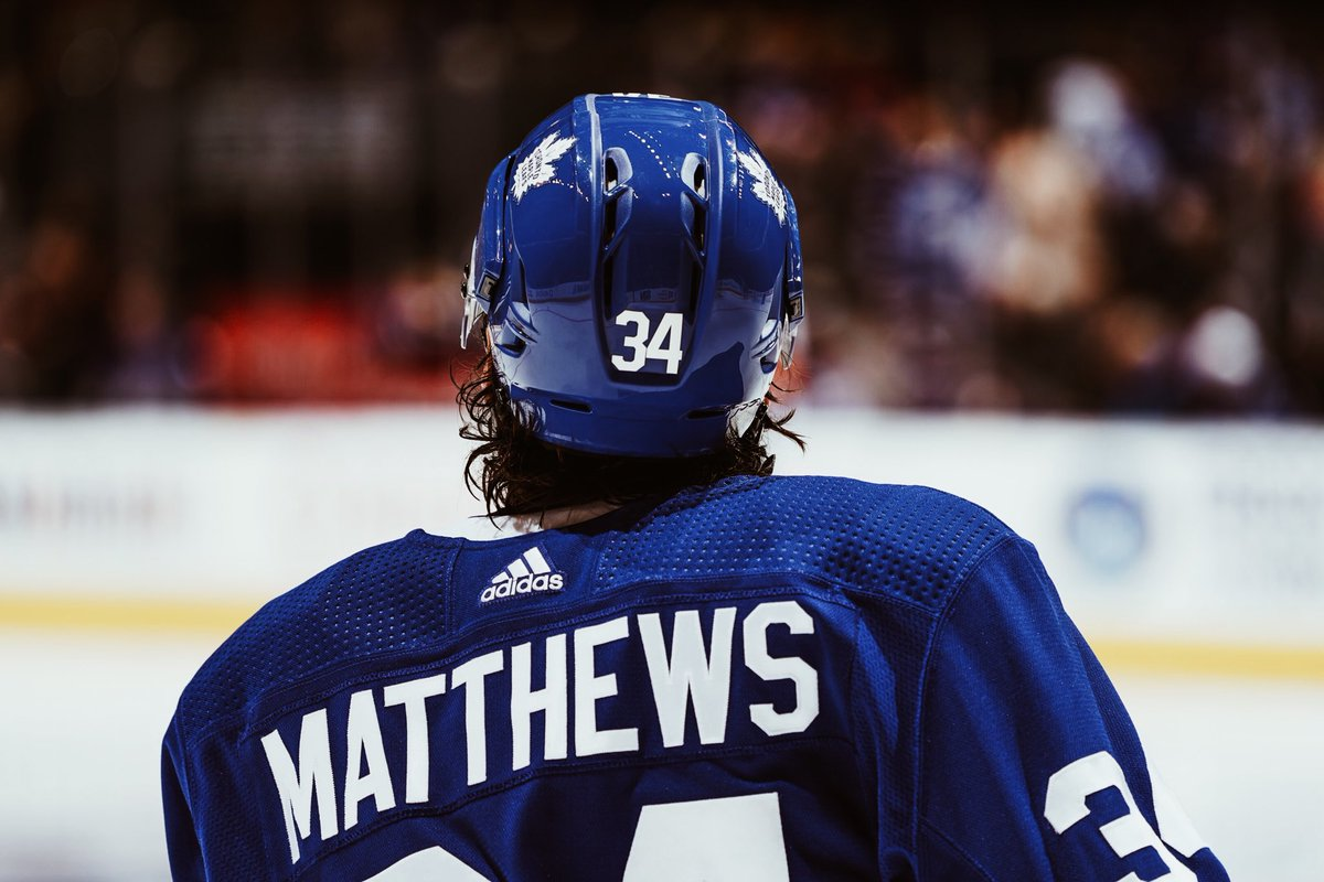 Auston Matthews • #TOR  #LeafsForever