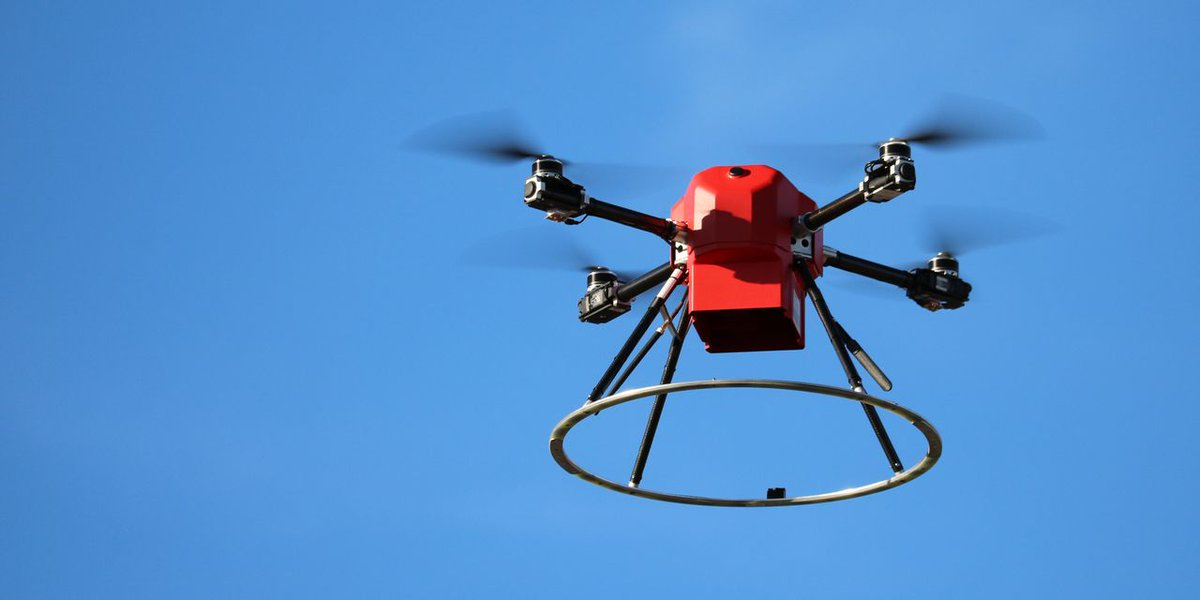 FAA Approves First Fully Automated Commercial Drone Flights: A small Massachusetts-based company was granted permission to operate drones without hands-on piloting or direct observation by human controllers or observers.  ^WSJ #Business #Finance #CFO