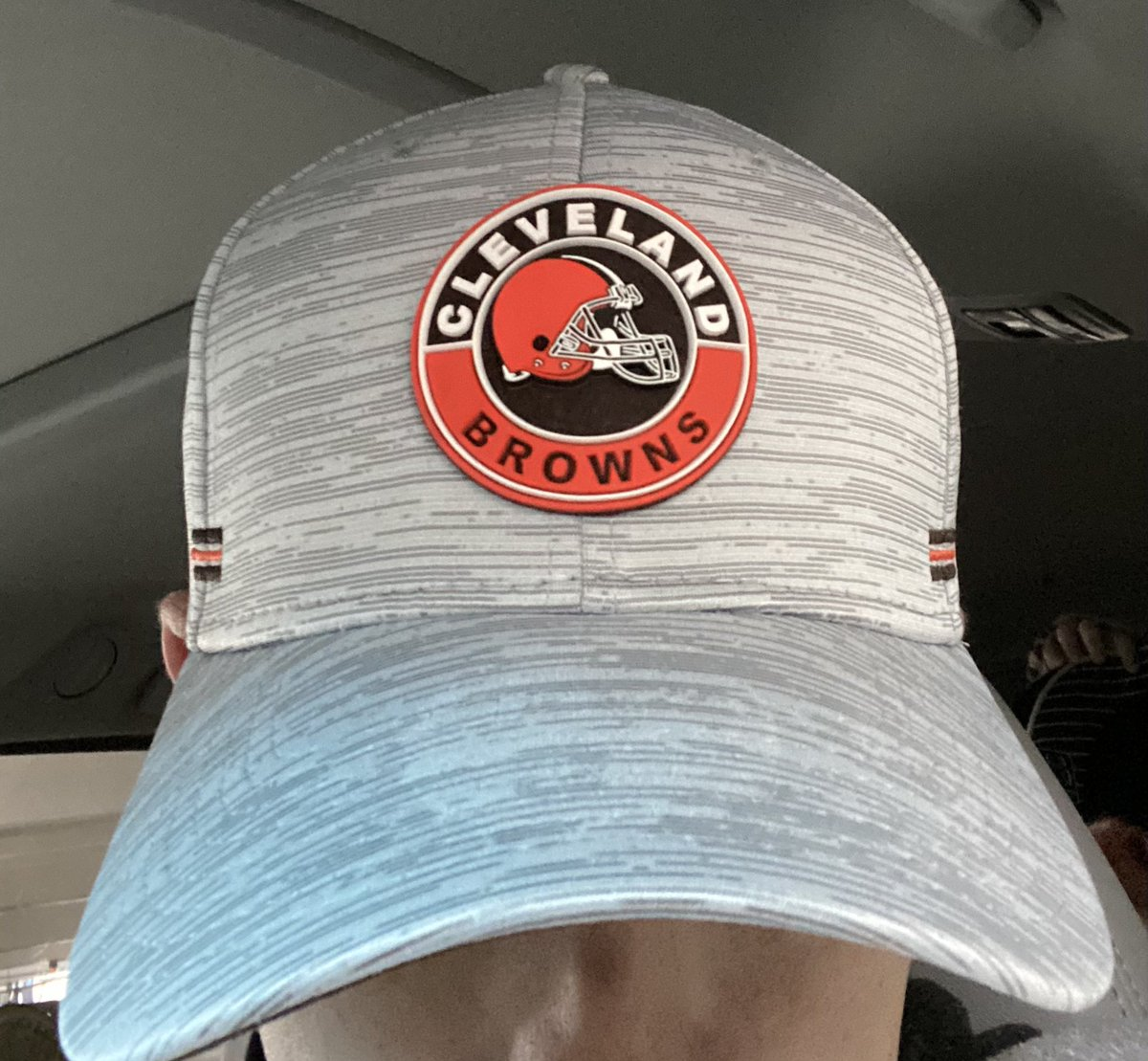I've watched every #Browns game as far back as I can remember, but abstained from buying any merch for the past ten years. It was my way to protest, I guess.   On #NationalHatDay I ended my protest.