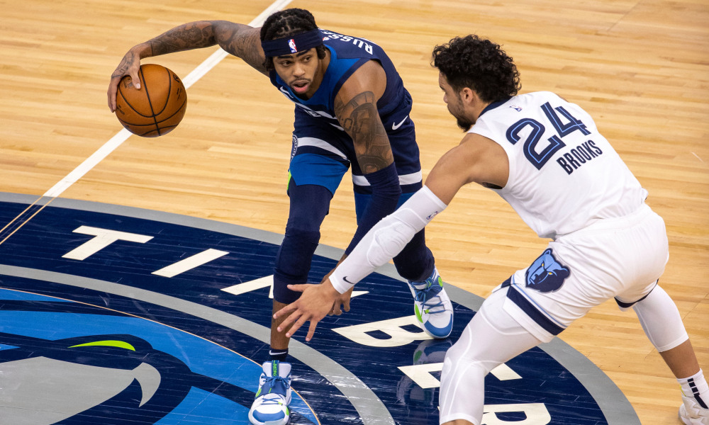 NBA Tonight at 8 pm ET. Memphis Grizzlies (5-6) vs. Minnesota Timberwolves (3-8). Rematch. Grizzlies routed the Timberwolves 118-107 in the last game. Can the Timberwolves pull off an Upset? What's your Take? @memgrizz #GrzNxtGen @Timberwolves #NBA https://t.co/SAs7o3a7WF