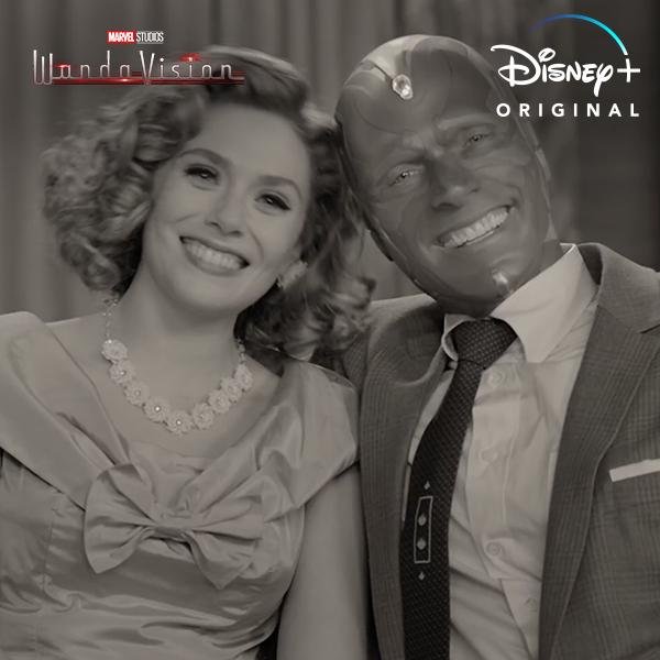 "Critics call Marvel Studios' #WandaVision ""breathtaking.""  ✨ The Original Series is now streaming on #DisneyPlus."