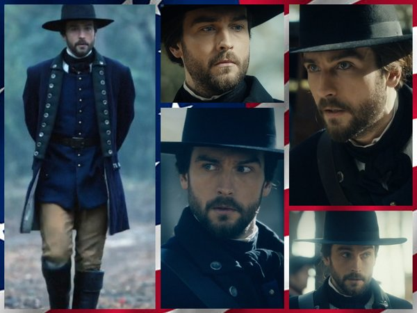 #NationalHatDay #TomMison as Ichabod Crane rocking the hats c/o @DICBoone