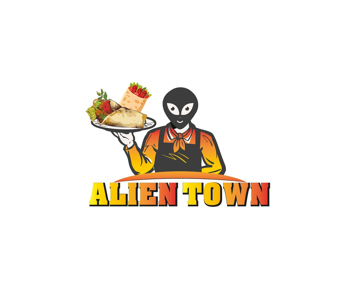 Alien Town 100's Worldwide Clients! Excellent Feedback! 90+ 5* reviews! Order your business logo at a reasonable price. Direct order:   #Restaurant #Logo #uksmallbiz #BizShoutUK #UKHashtags #illustrator #ThankYouBTSAESO #PhotoshopEditing #logotype #branding