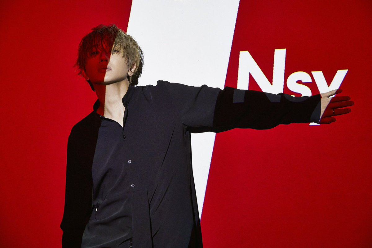 新ヴィジュアルを公開!!  #Nissy #西島隆弘 #Nsy #GetYouBack
