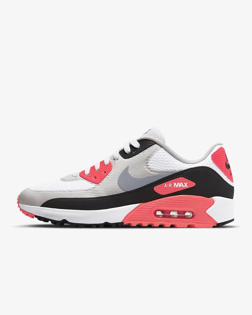 Easy cop👌🏽 Nike Air Max 90 G 'Infrared'    #AD