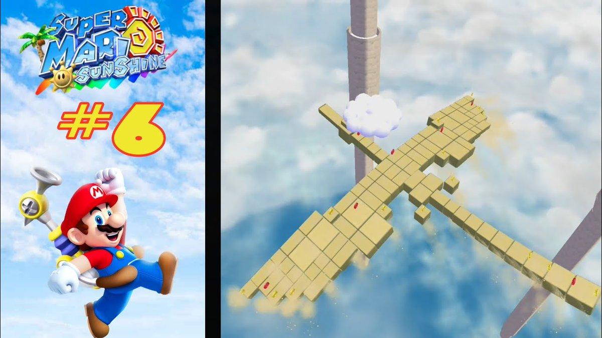 Nuevo video de Super Mario Sunshine  #SuperMario3DAllStars #supermario35 #YouTube
