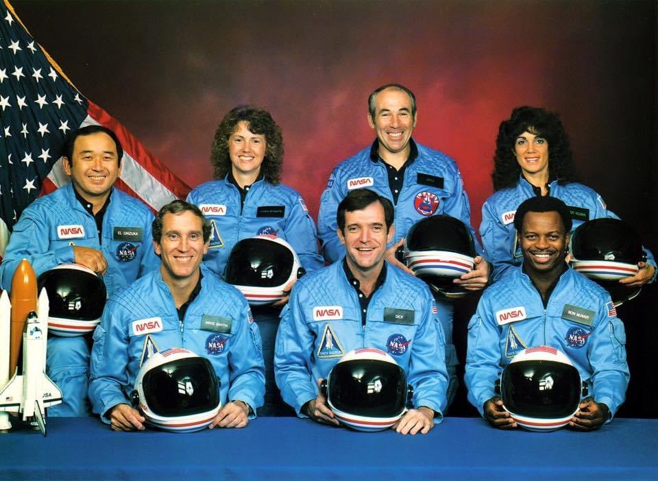 35 years RIP #Challenger