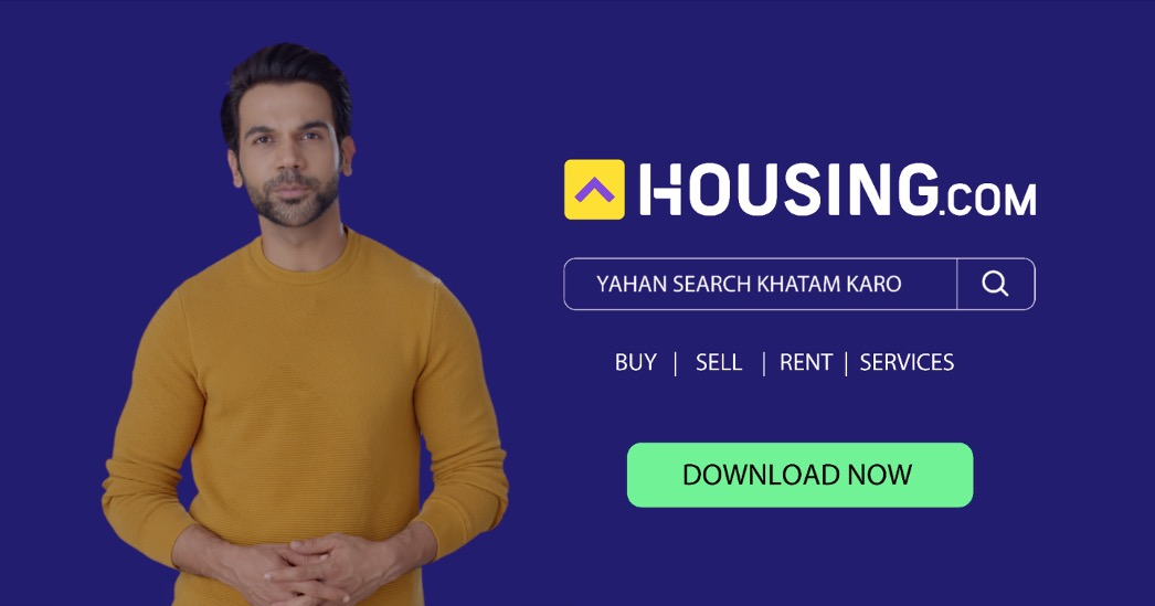 Tired of looking for the perfect house? Learn the art from @RajkummarRao aur  par aake apni search khatam karo. #YahanSearchKhatamKaro