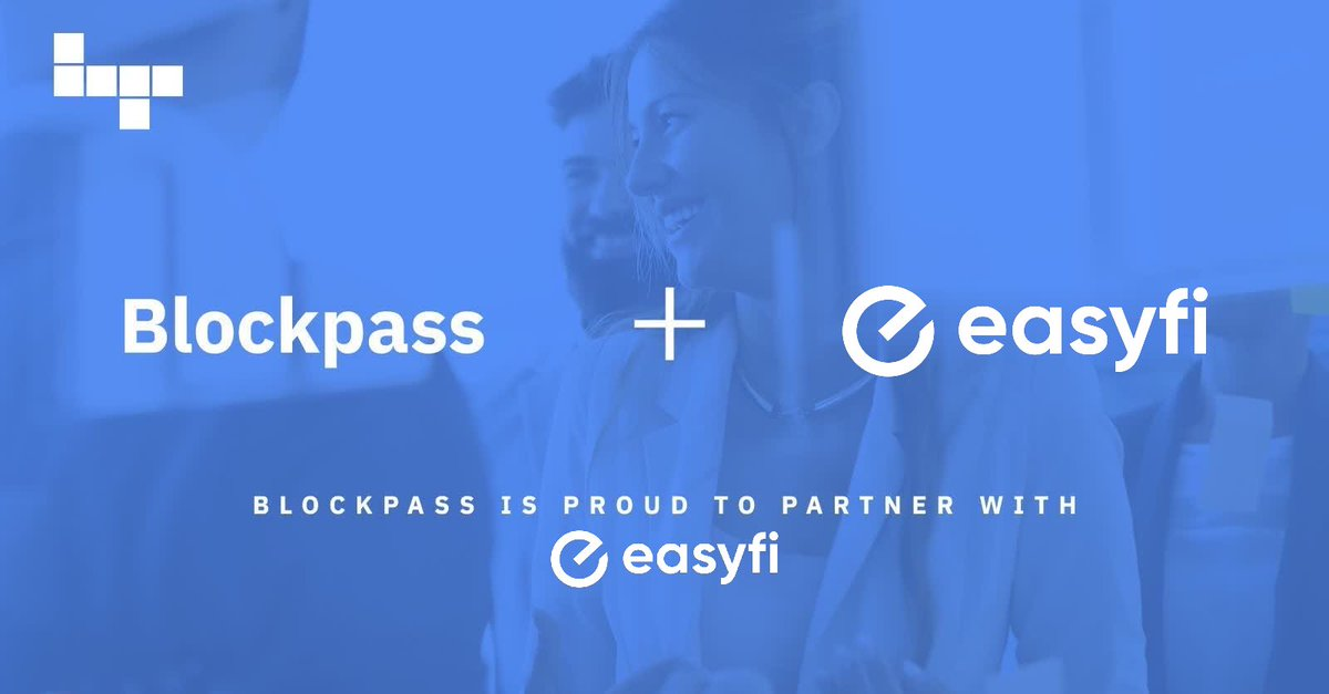 Blockpass Provides Powerful On-chain KYC™ Utility for EasyFi DeFi Lending Platform #easy #DoMoreWithDefi